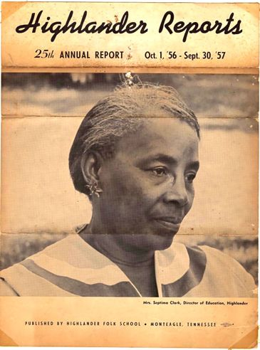 Septima Clark Founded Citizenship Schools
