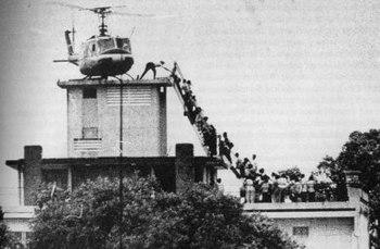 evacuation of Vietnam