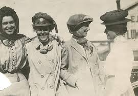 Alice Huyler Ramsey and Friends