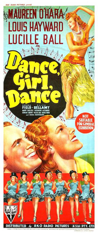 Dancegirldanceposter