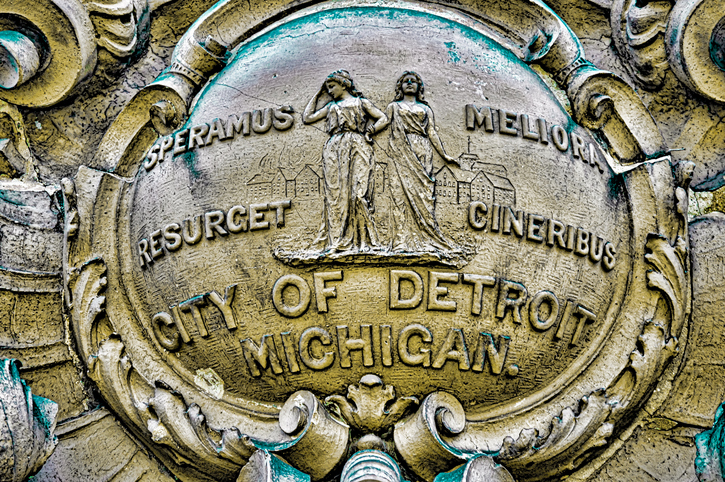 Detroit emblem