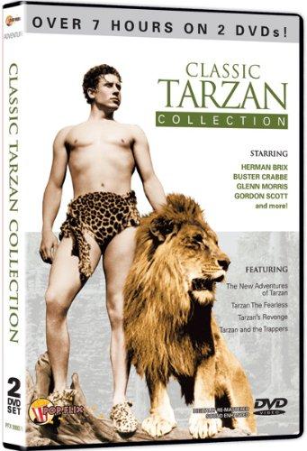 Tarzan and Edgar Rice Burroughs