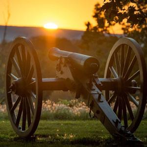 Civil War Gettysburg Cannon