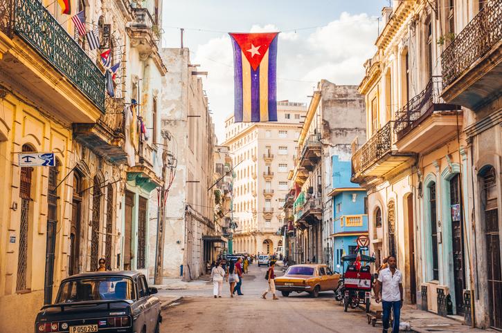 Havana, Cuba Getty images