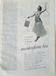 Maidenform ad