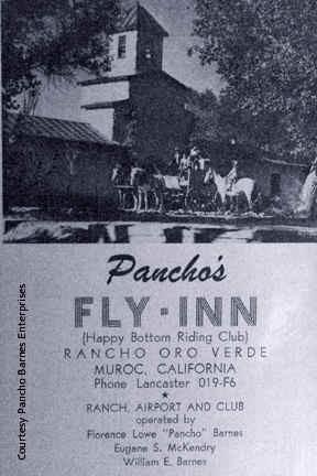 Pancho Barnes