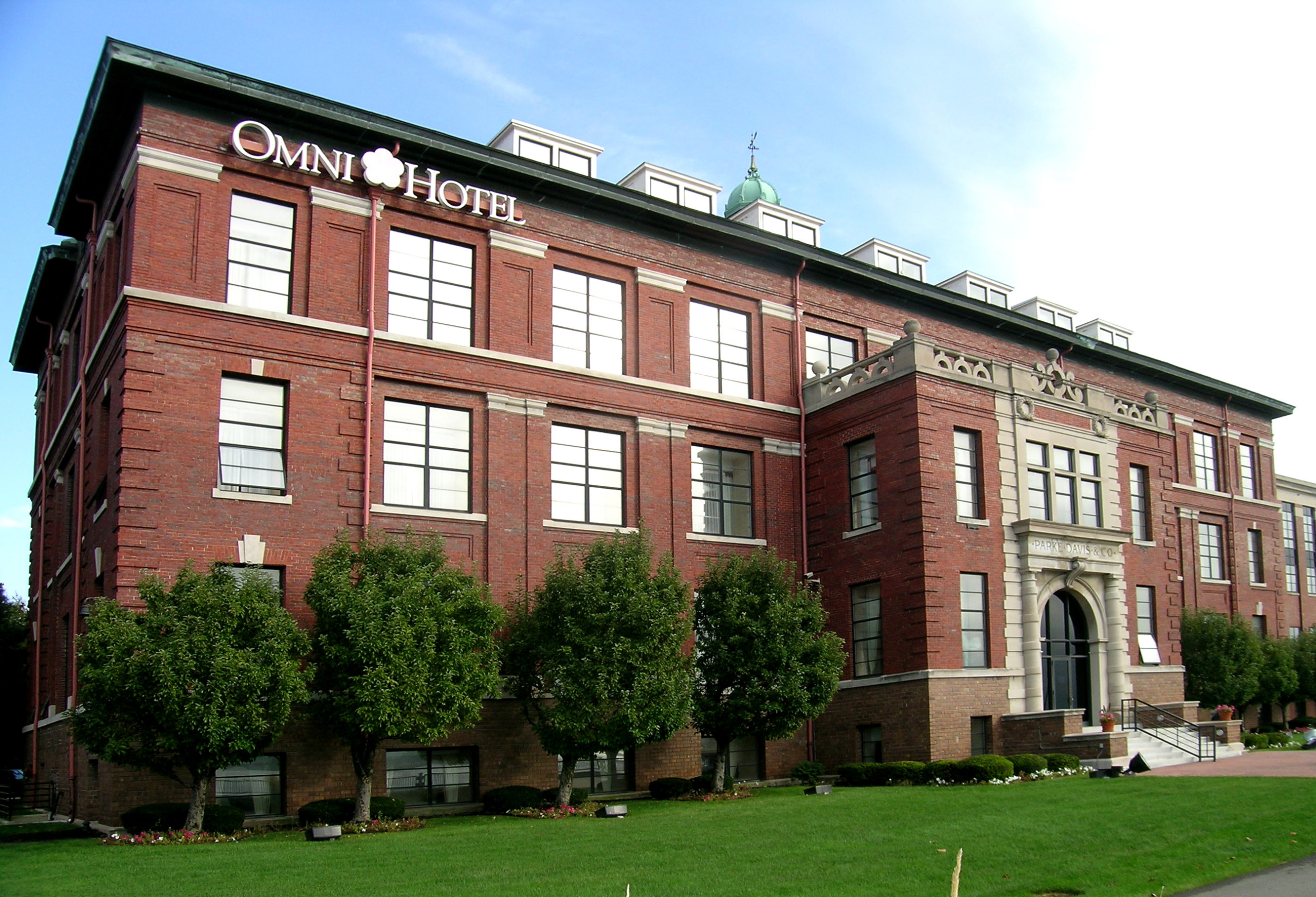 Parke-Davis Research Laboratory