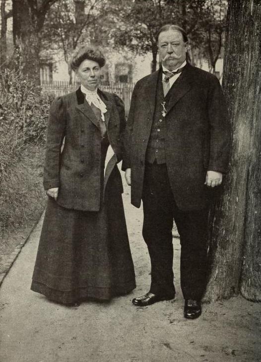 President Taft and Mrs. Taft