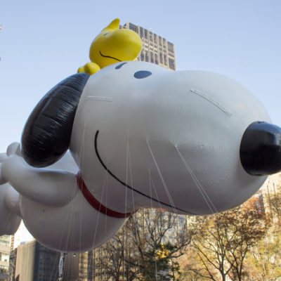 Macy's' Thanksgiving Day Balloons
