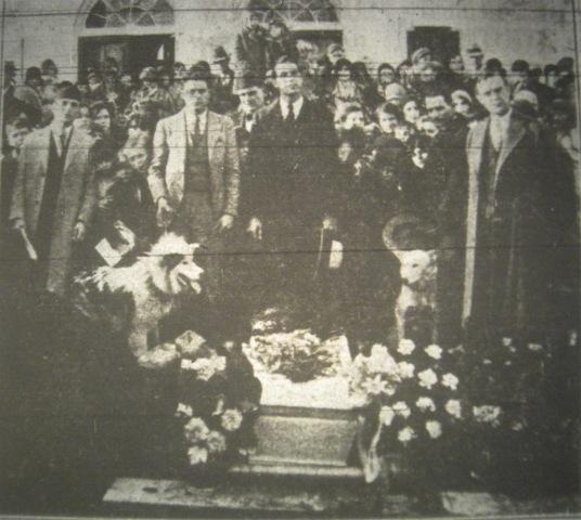 Unalaska funeral