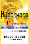 HyperWars: 11 Strategies for Survival and Profit in the Era of Online Business, co-author Scribner (1999)