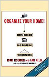 Organize Your Home! revised edition Hyperion (1999)