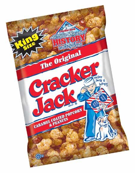 Cracker Jack bag