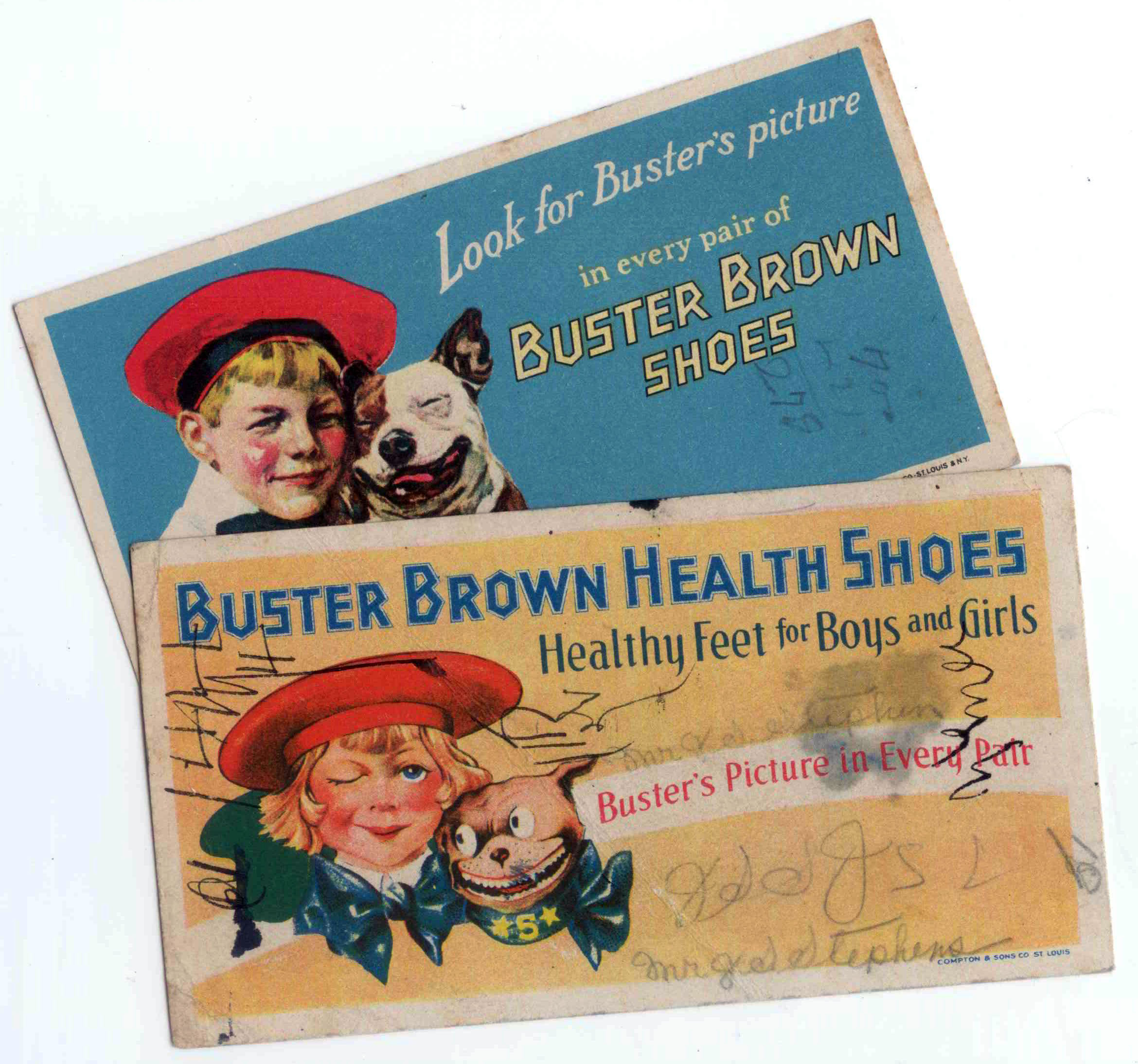 Buster Brown shes