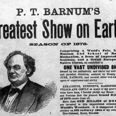 P.T Barnum