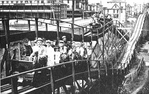 Coney Island Figure 8
