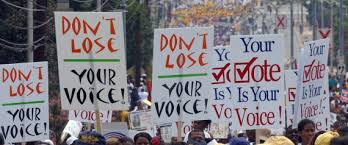 voting rights end